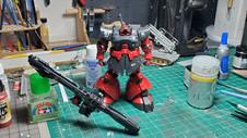 1/144 MS-09RS Rick Dom Custom
