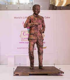 3 metre Mandela cake