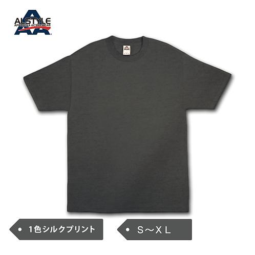 ALSTYLE 6oz ショートスリーブTシャツ ASTY-T1301