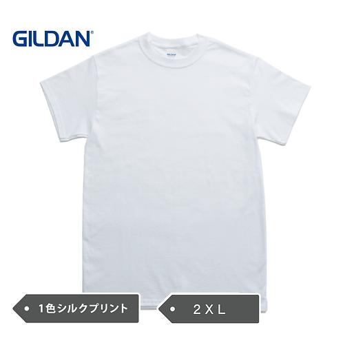 【2XL】GILDAN   T2000  6oz ウルトラコットンヘビーウェイトTシャツ ギルダン