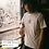 Thumbnail: TRUSS 5.3oz オーガニックコットンTシャツ OGB-910