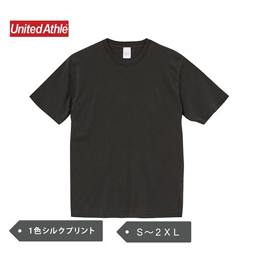 UnitedAthle 5.6オンス ピグメントダイ Tシャツ  5020-01