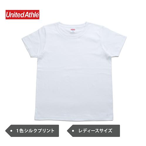 【レディース】UnitedAthle 5.6oz ハイクオリティー ガールズ Tシャツ 5001-03