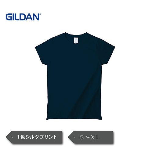 GILDAN 76000L レディース Tシャツ 5.3oz ジャパンフィット