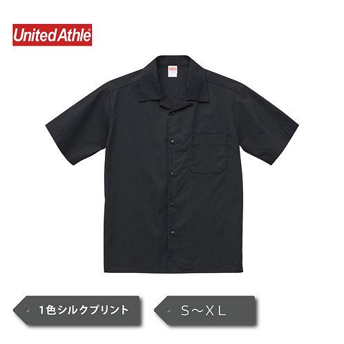 UnitedAthle   T/C オープンカラー シャツ 1759-01