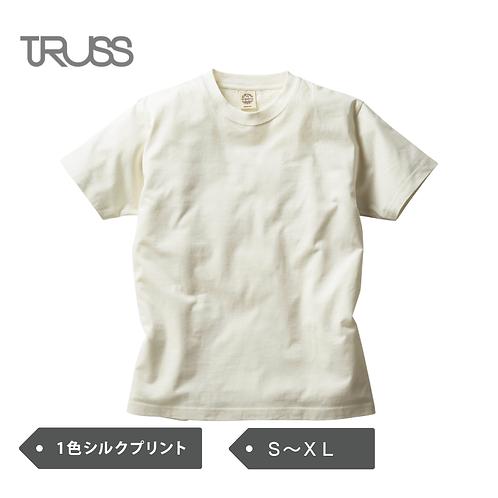 TRUSS 5.3oz オーガニックコットンTシャツ OGB-910