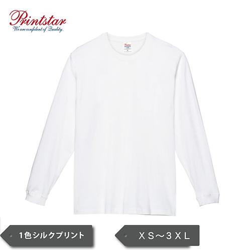 Printstar 7.4oz  HVL スーパーヘビーー長袖Tシャツ 00149-HVL