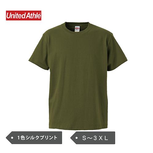 UnitedAthre 5001-01 5.6oz ハイクオリティーTシャツ