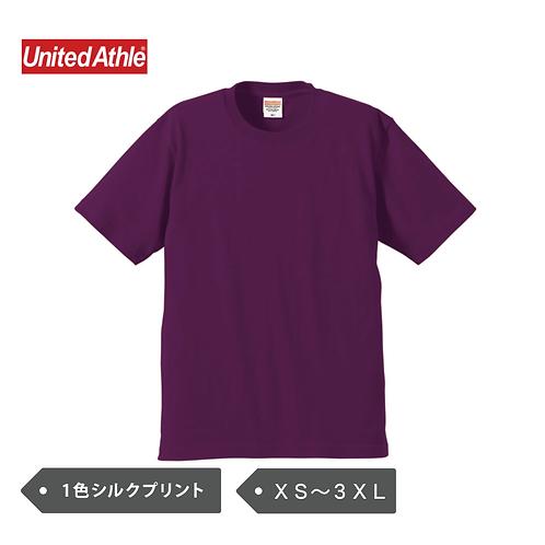 UnitedAthle 5942-01 6.2oz プレミアム Tシャツ