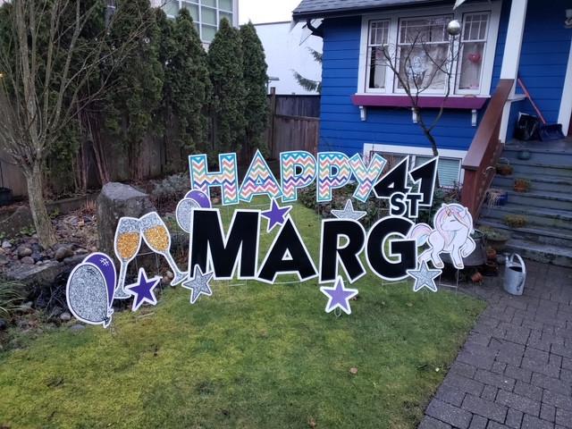 smaller yard