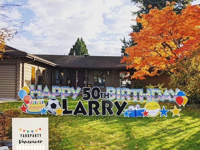 Happy 50th 2