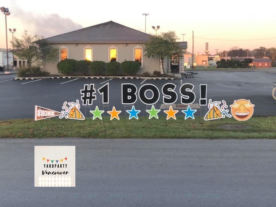 #1 Boss