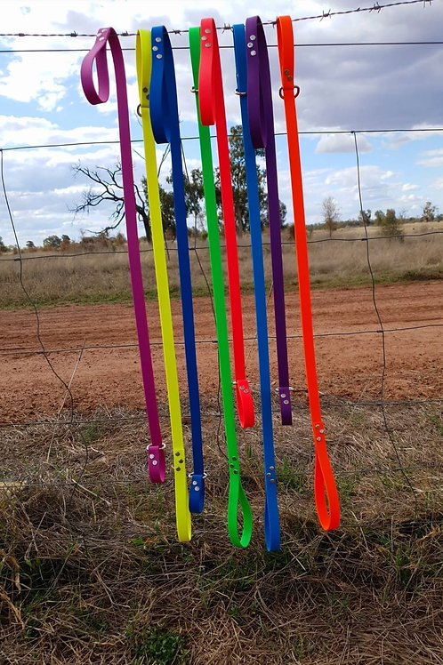 Leads -  Colourful Aussie Hand Made (limited colours)