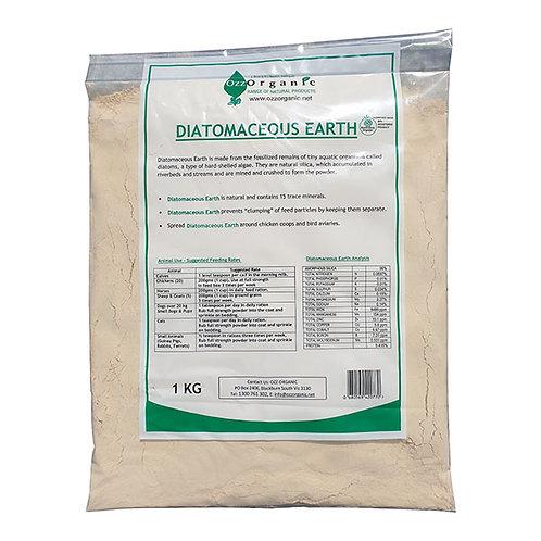 Ozz Organics Diatomaceous Earth 1kg