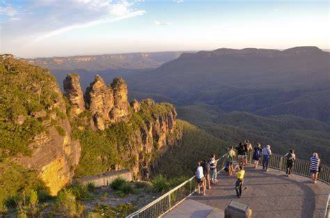 Katoomba Echo Point Blue Mountains