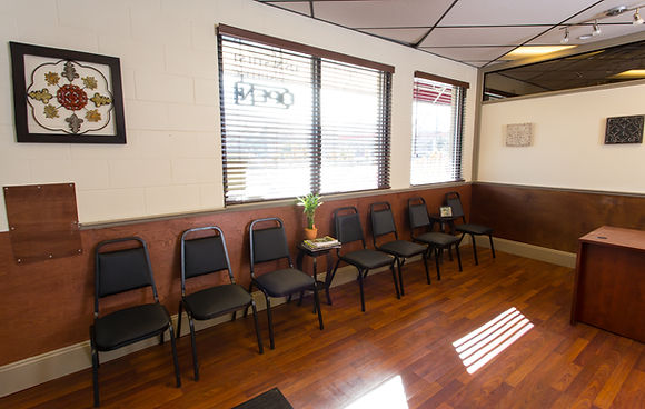 Montana Preferred Provider waiting room