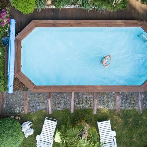 4. Pool-Garten