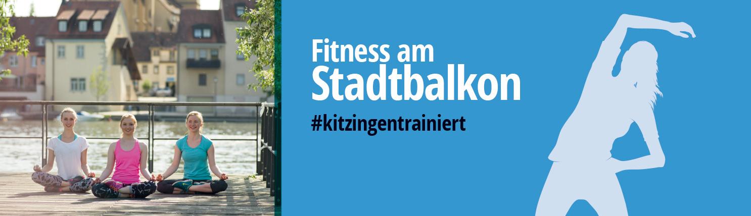 #KK Fitness am Stadtbalkon Slider