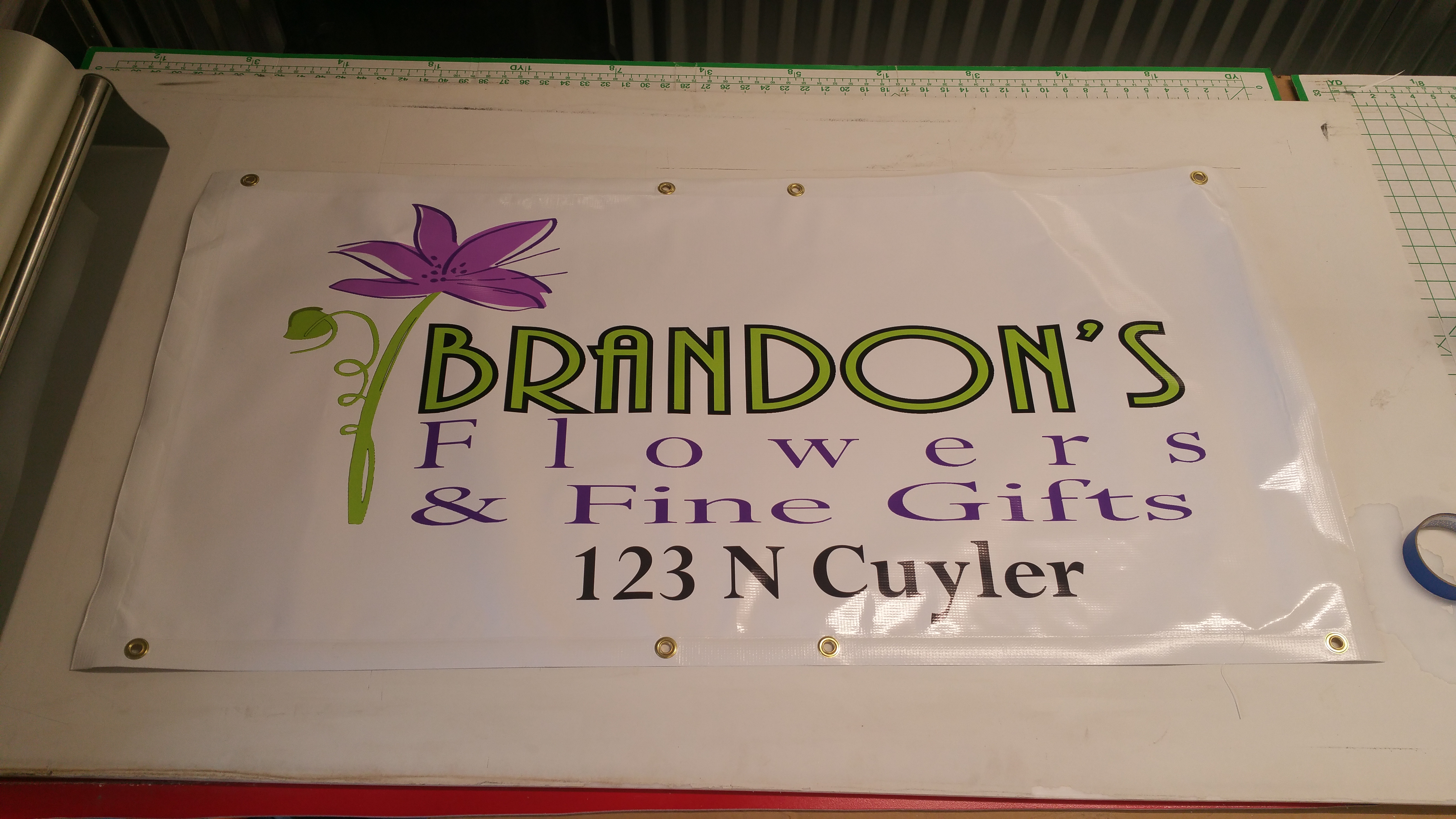 Brandon's