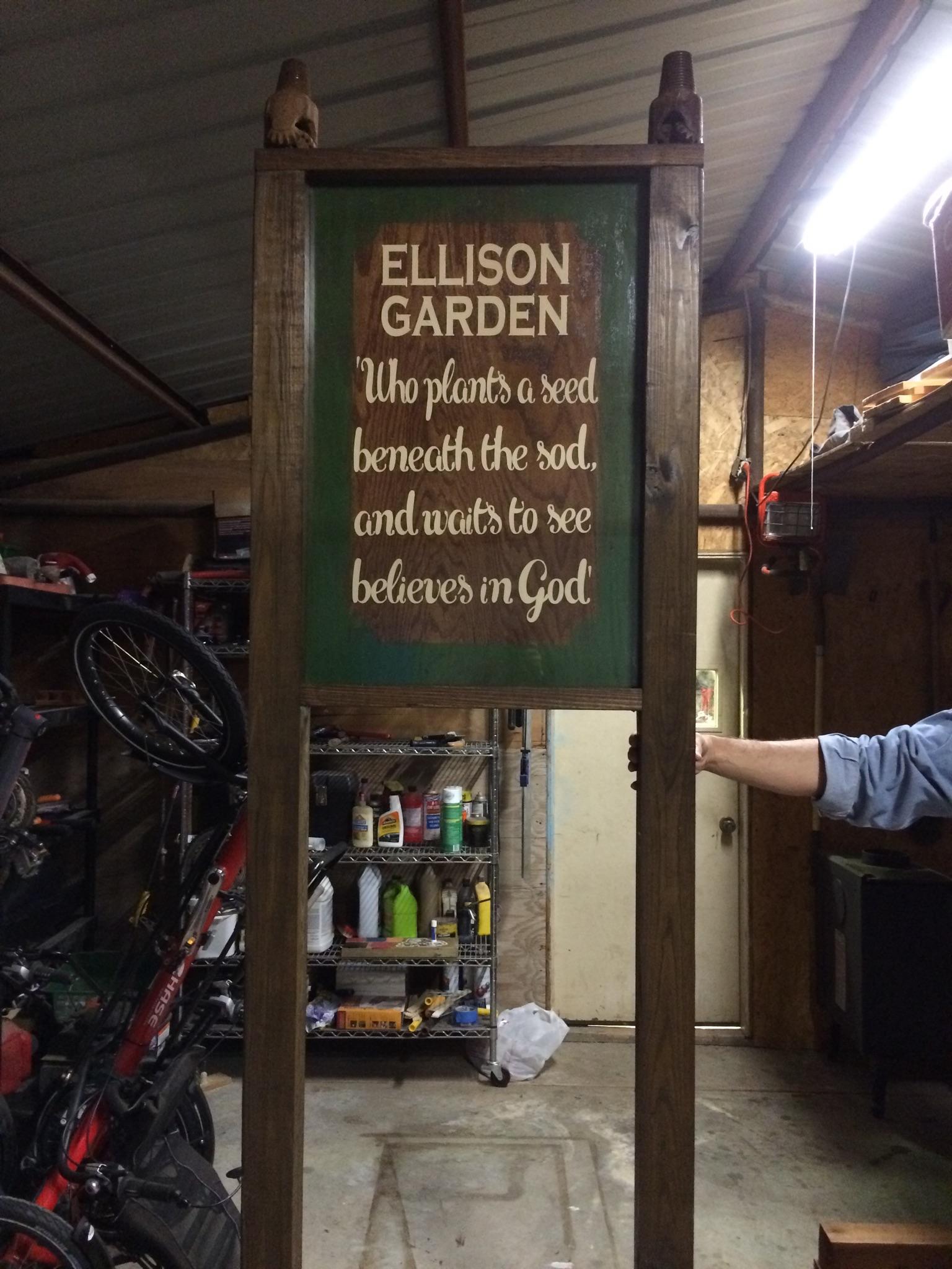 Ellison garden