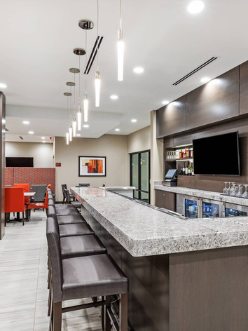 TownPlace Suites Plano - Bar