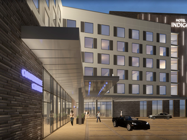 New Hotel Indigo to Rise in Irving, Texas