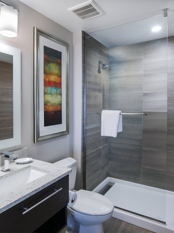 TownPlace Suites Plano - Bathroom