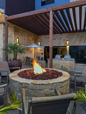 TownPlace Suites Plano - Patio