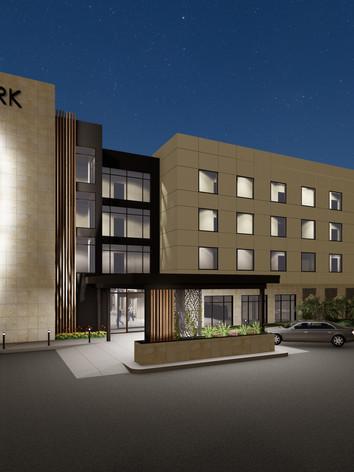 River Park Hotel - Elevation