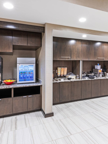 TownPlace Suites Plano - Lobby