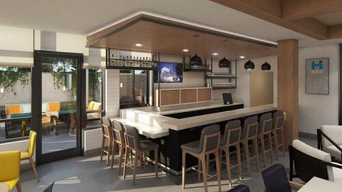Metropark Hyatt House - H Bar