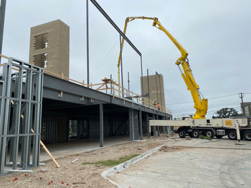 Project Update: Laquinta South Austin