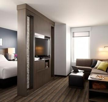 Metropark Hyatt House - Studio Suite