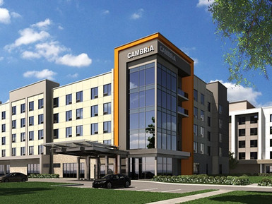Choice Hotels to Develop New Cambria Hotel in Waco, Texas