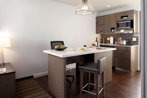 Metropark Hyatt House - Studio Suite Kit