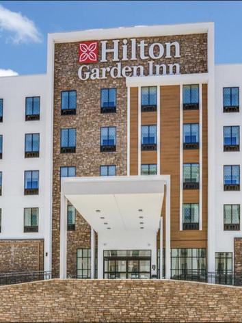 Hilton Garden Inn - Exterior