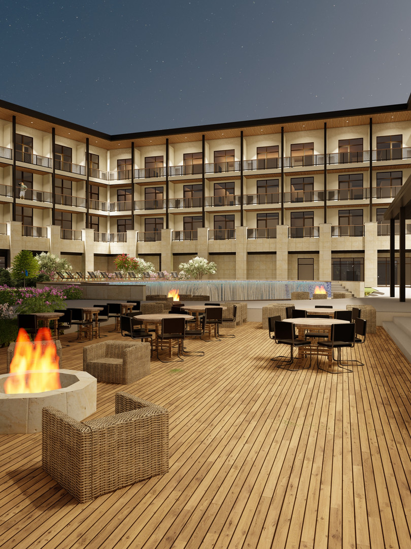 River Park Hotel - Lounge