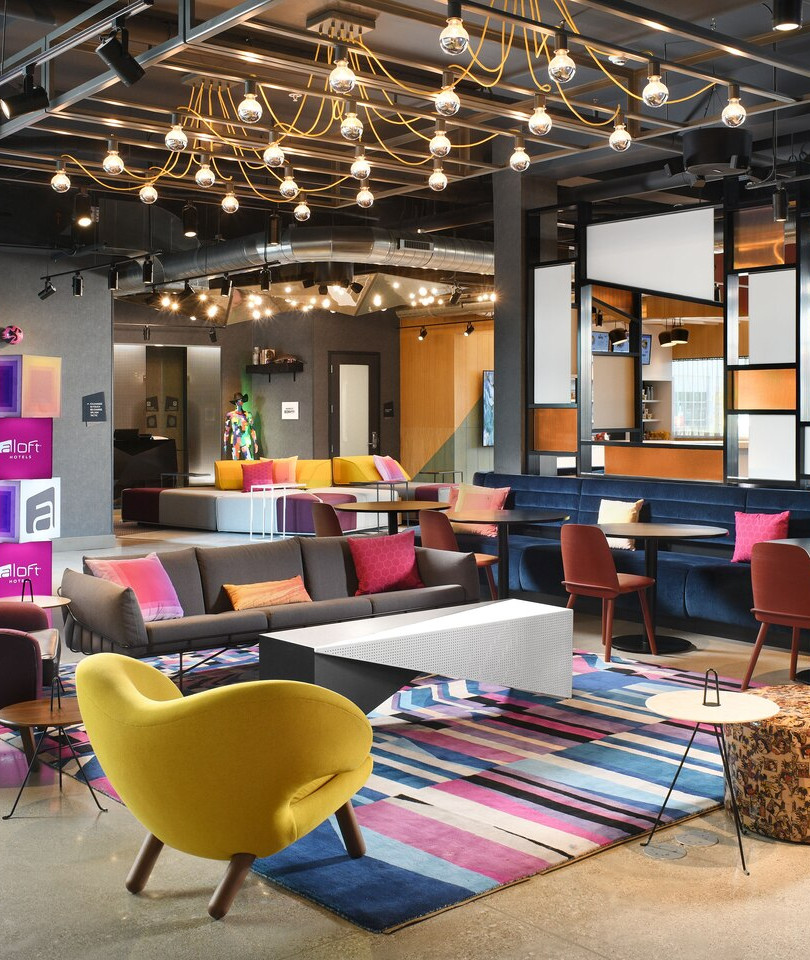 aloft Glade Park - Re:mix℠ Lounge