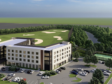 New boutique hotel in Arlington comes with its very own golf course