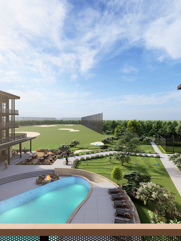 River Park Hotel - Pool
