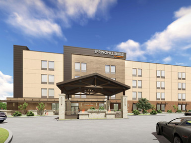 The Cannery in Lindale Announces Springhill Suites