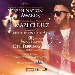 Mazi Chukz Screen Nation