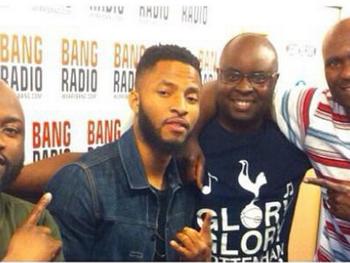 Mazi Gets Super Candid with BANG Radio
