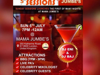 CONFIRMED: Live Performance from Mazi Chukz at New Sunday Sessions Launch
