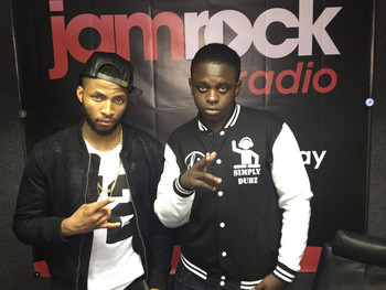 Mazi Chukz Co-Hosting with Simply Dubz on Jamrock Radio