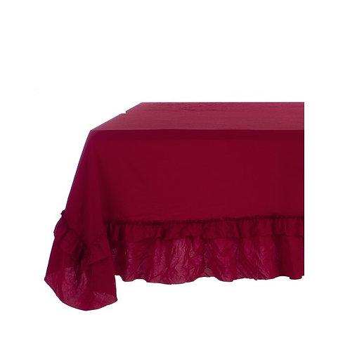 テーブルクロス Eterna Red