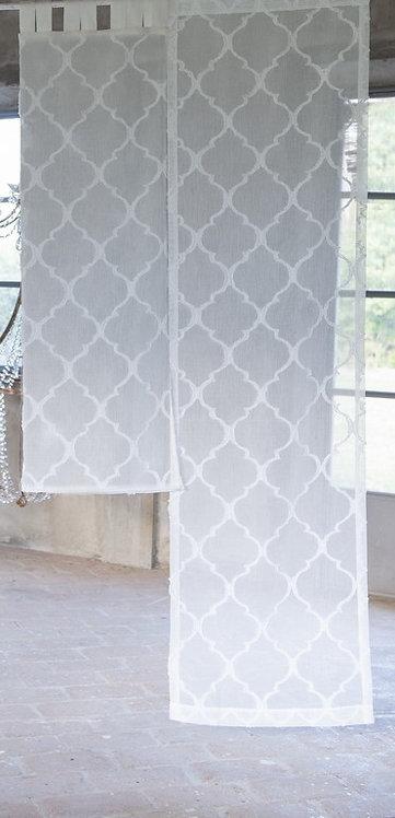 パネルカーテン Honey 60x160