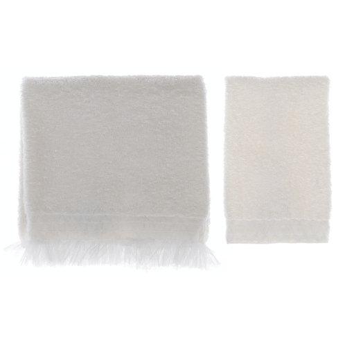 タオルセット Bollicine ホワイト