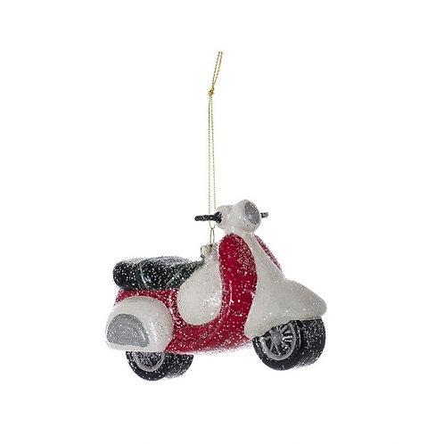プチ装飾・バイク Xmas