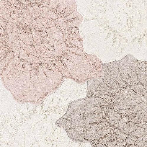 花型マット Anemone Φ90